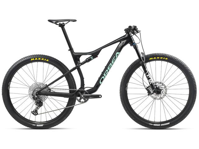 ORBEA Oiz H30, black/ice green